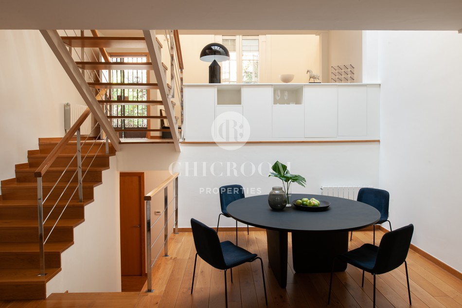 3-bedroom house for rent in Eixample Barcelona