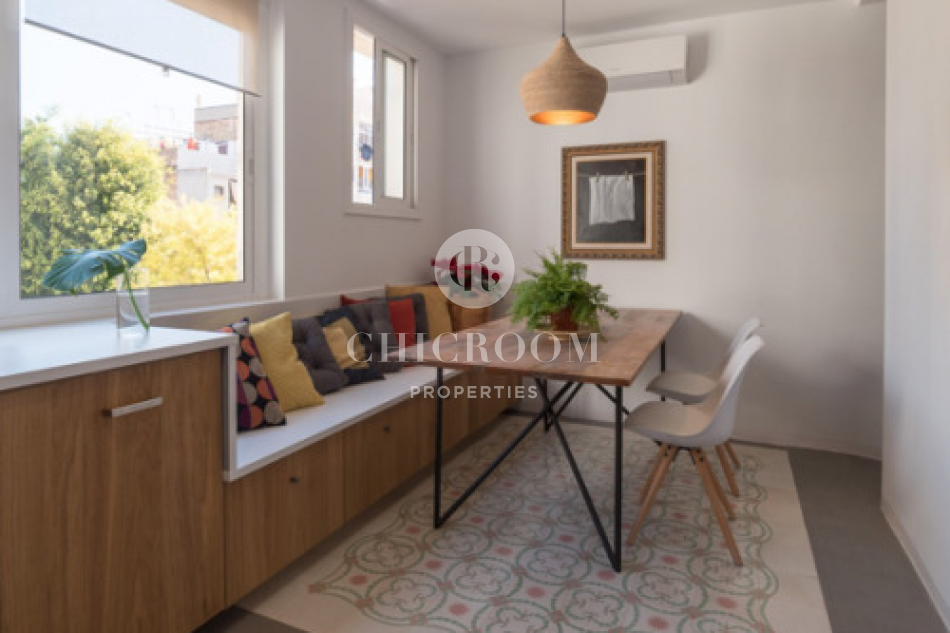 2-bedroom apartment for rent in Sants Barcelona