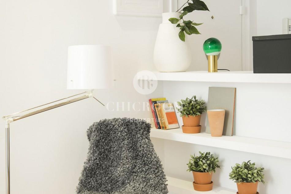 3-bedroom apartment for rent in Poblenou in Barcelona