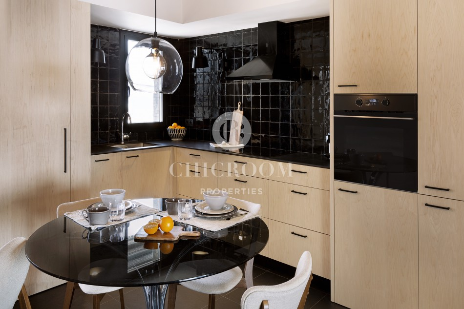2-bedroom apartment for rent on the seaside La Barceloneta