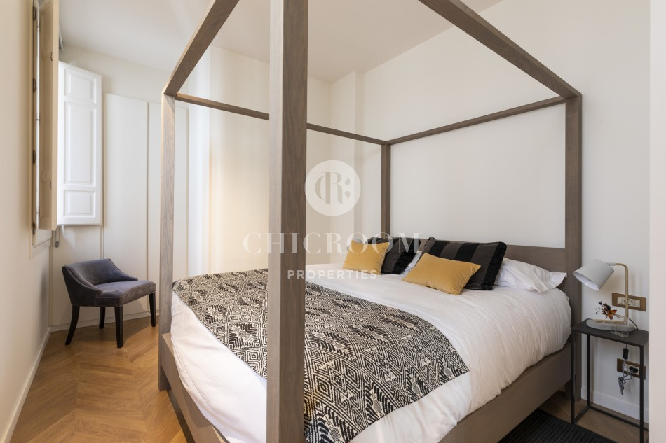 Luxury 2-bedroom flat for rent on Paseo de Gracia