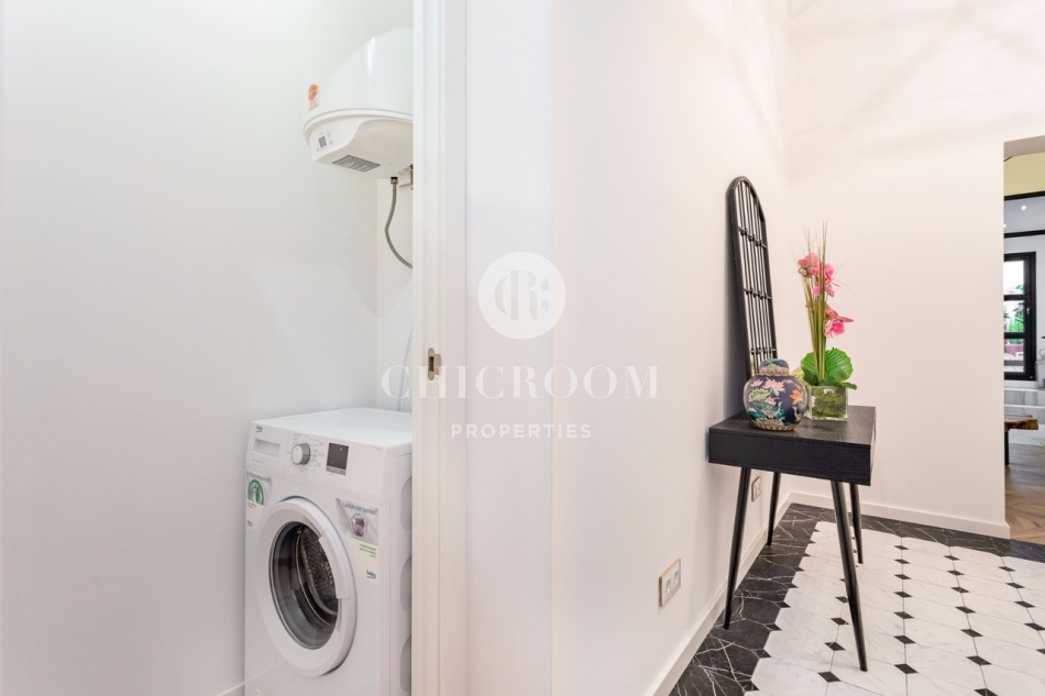 2-bedroom apartment with terrace for sale in Gothic Quarter Barcelona