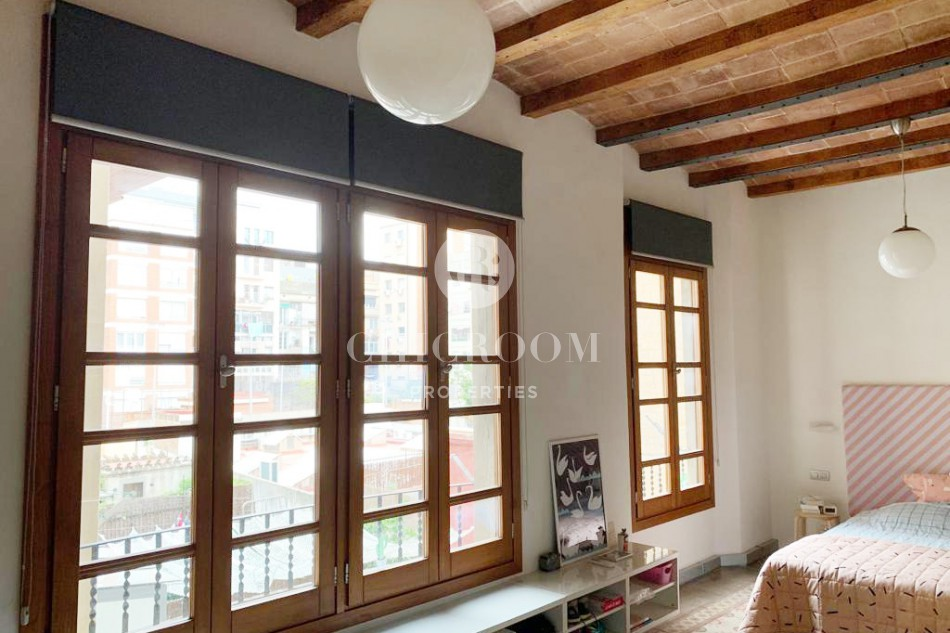 Loft apartment for rent in Enric Granados Barcelona