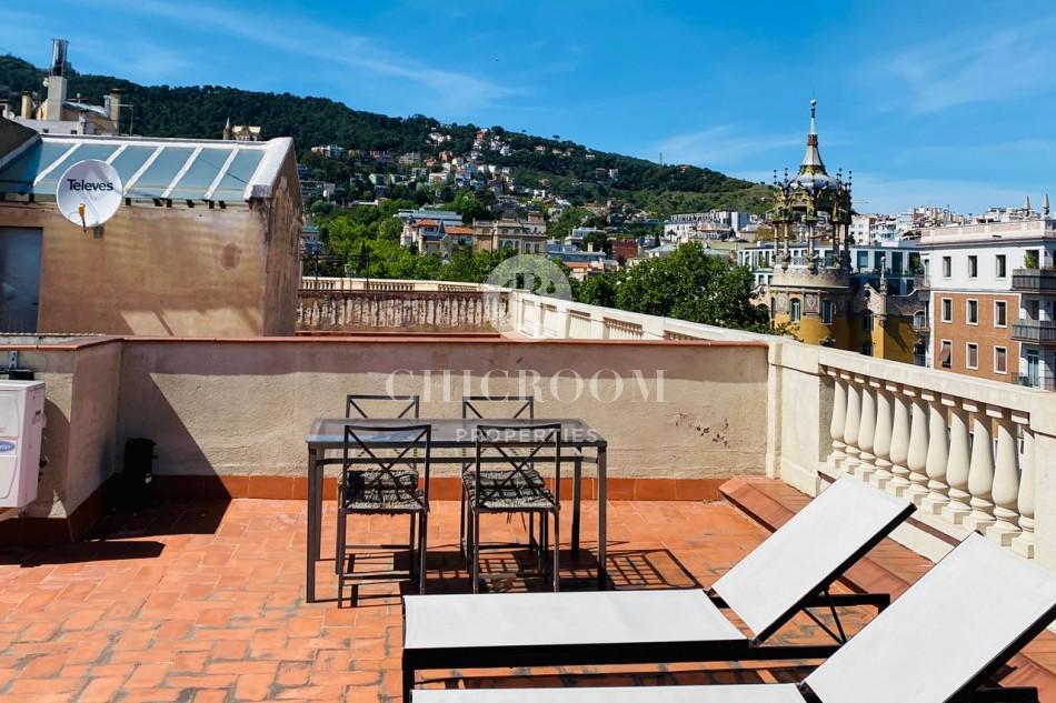 Unfurnished 1-bedroom apartment for rent in La Bonanova Barcelona