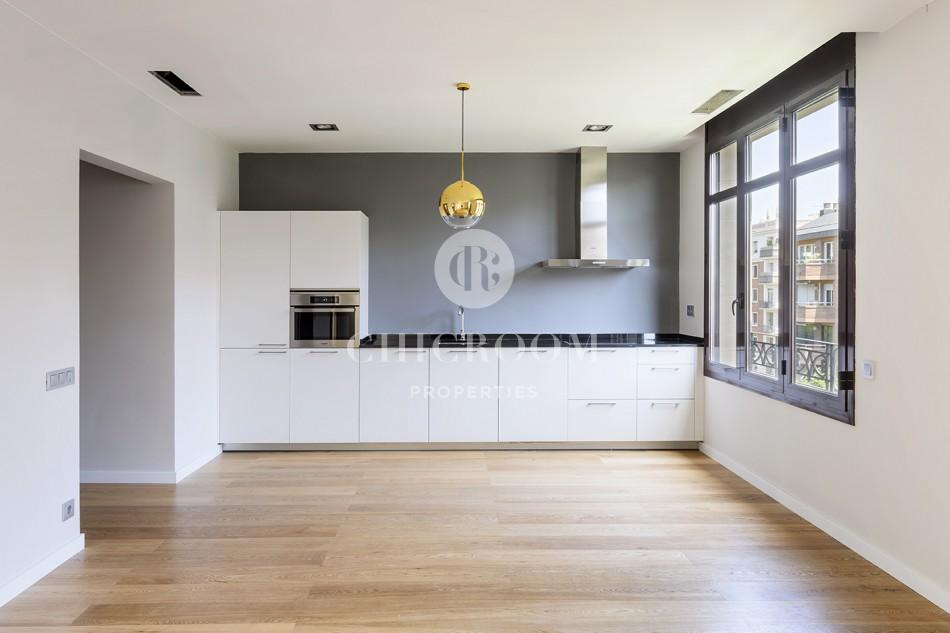 Unfurnished 1-bedroom apartment for rent in La Bonanova ...