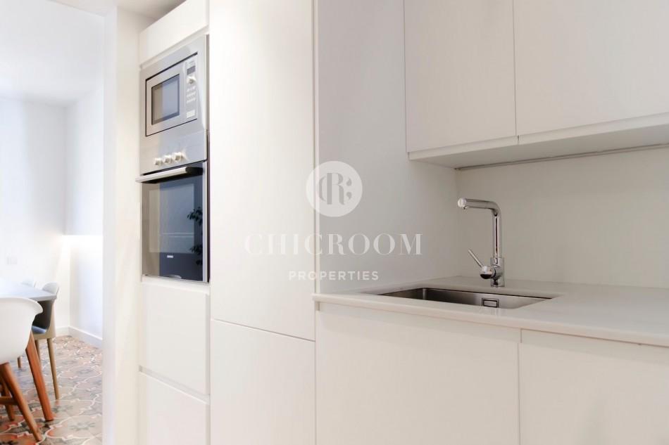 2-bedroom apartment for rent near Sagrada Familia Barcelona