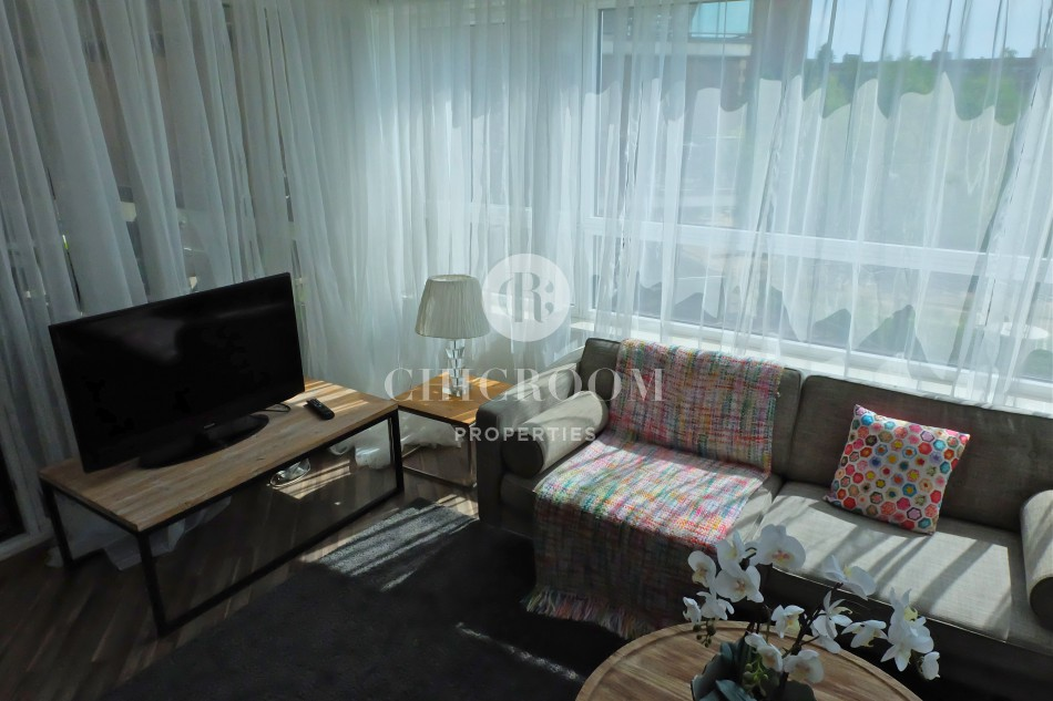 3-bedroom apartment for sale in Diagonal Mar Barcelona