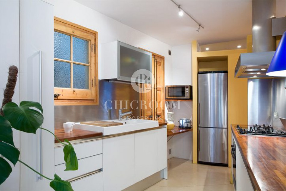 2-bedroom apartment for rent El Born Barcelona