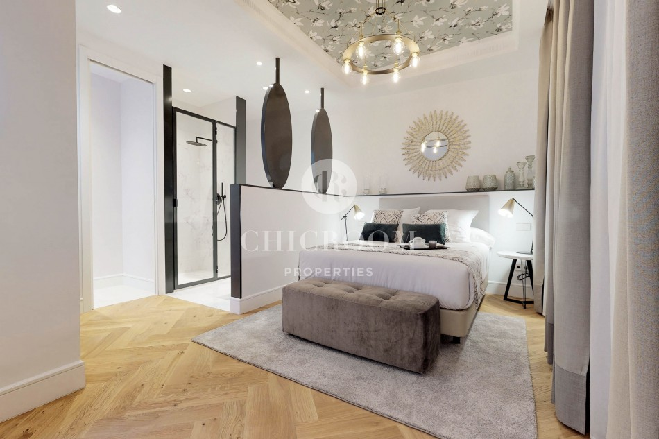 Luxury 2-bedroom apartment for rent in Madrid centre