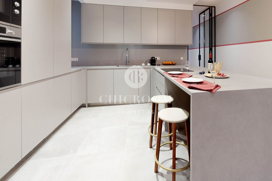 3-bedroom apartment for rent in Madrid centre