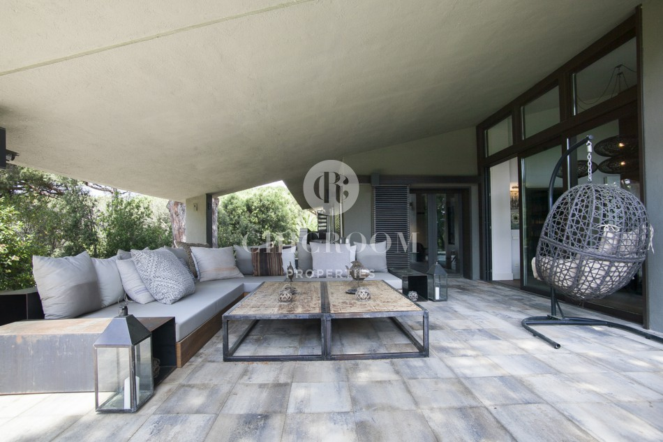 5-bedroom house with pool for rent in Sant Andreu de Llavaneras