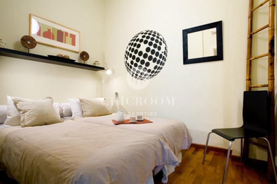 1-bedroom apartment for rent in El Born Barcelona