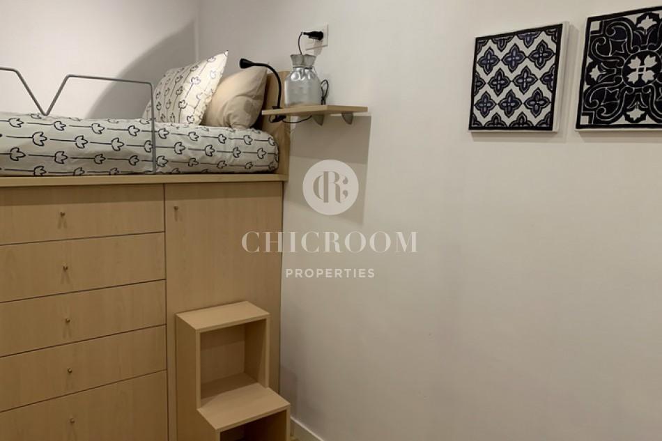 Four-bedroom apartment for rent in Sant Gervasi, Barcelona