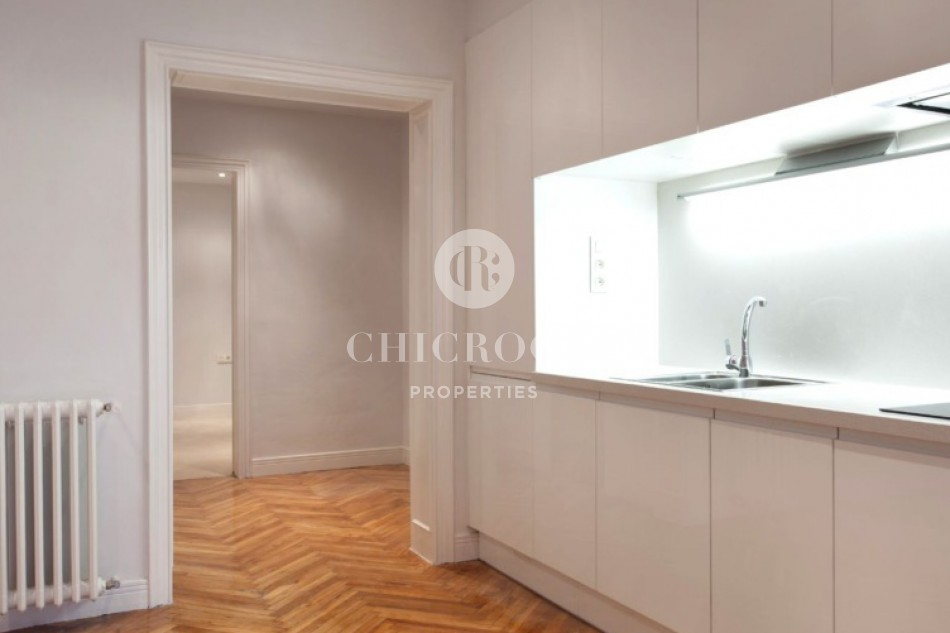 1-Bedroom Apartment to Rent with Wifi in the Centre of Barcelona