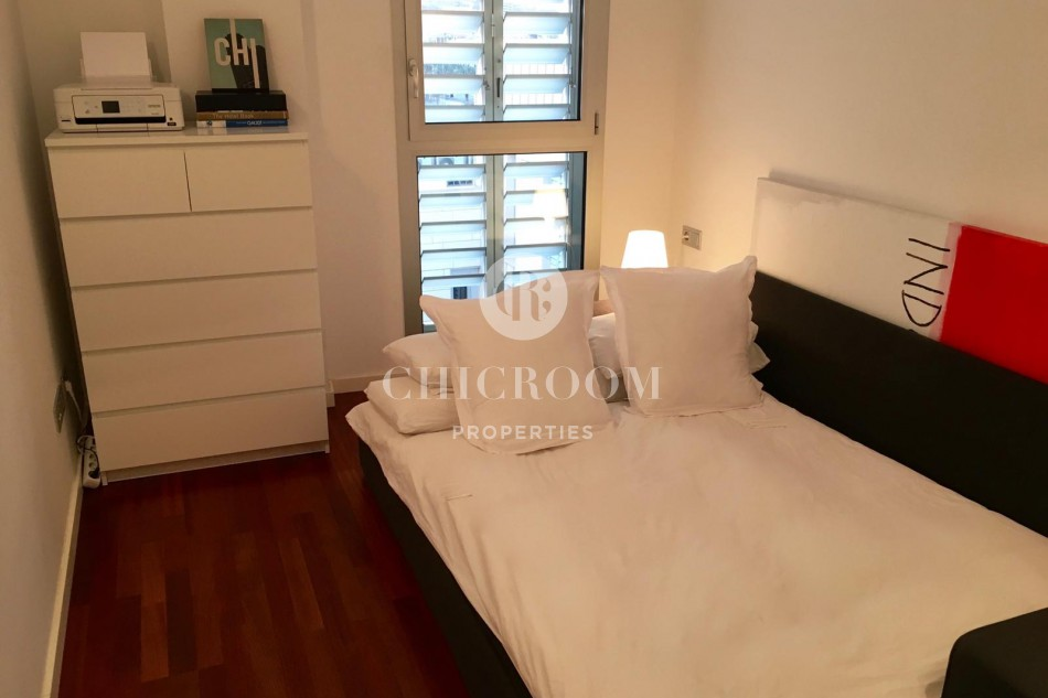 Unfurnished 2-Bedroom Apartment for Rent near Barceloneta Beach