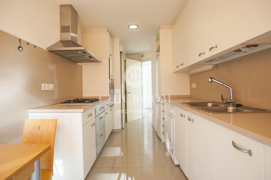 3-Bedroom Apartment For Sale with Sea Views in Diagonal Mar