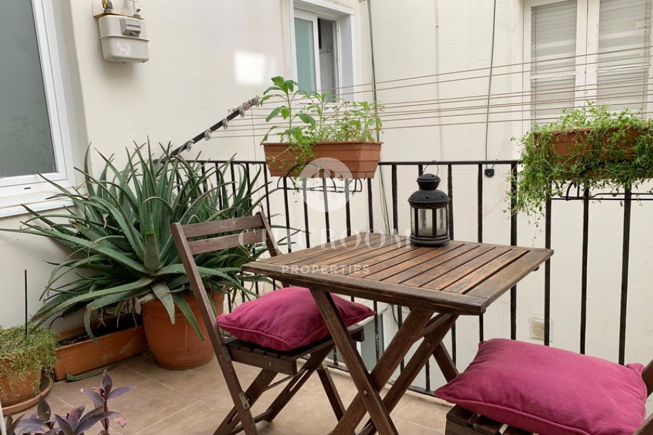 1 bedroom apartment for rent on La Rambla