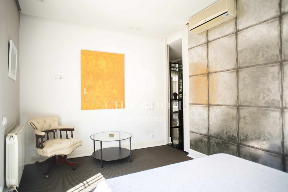 2 bedroom apartment for rent in the desirable Sant Gervasi district of Barcelona