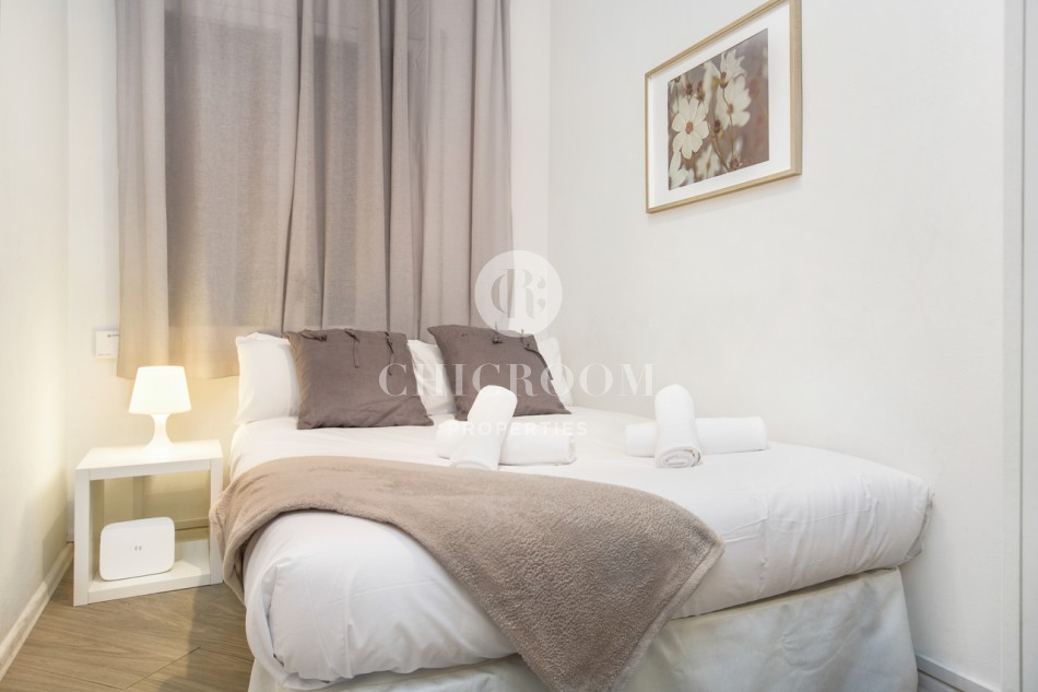 Wonderful 2 bedroom apartment for rent with views of Sagrada Familia