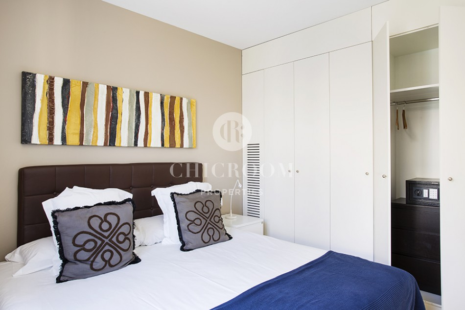 Excellent 2-Bedroom Apartment in Poblenou with a Pool