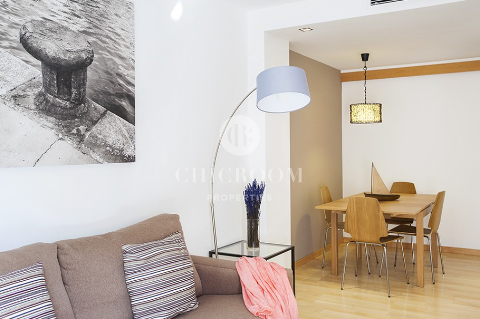 2-Bedroom Apartment for Rent with Balcony in Poblenou, Barcelona