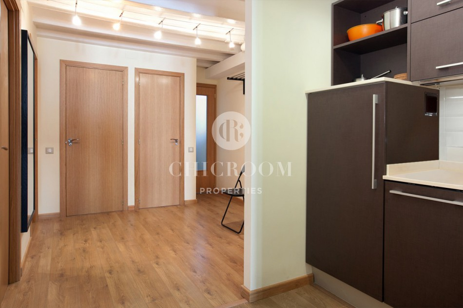 Impressive 2-bedroom apartment in Raval