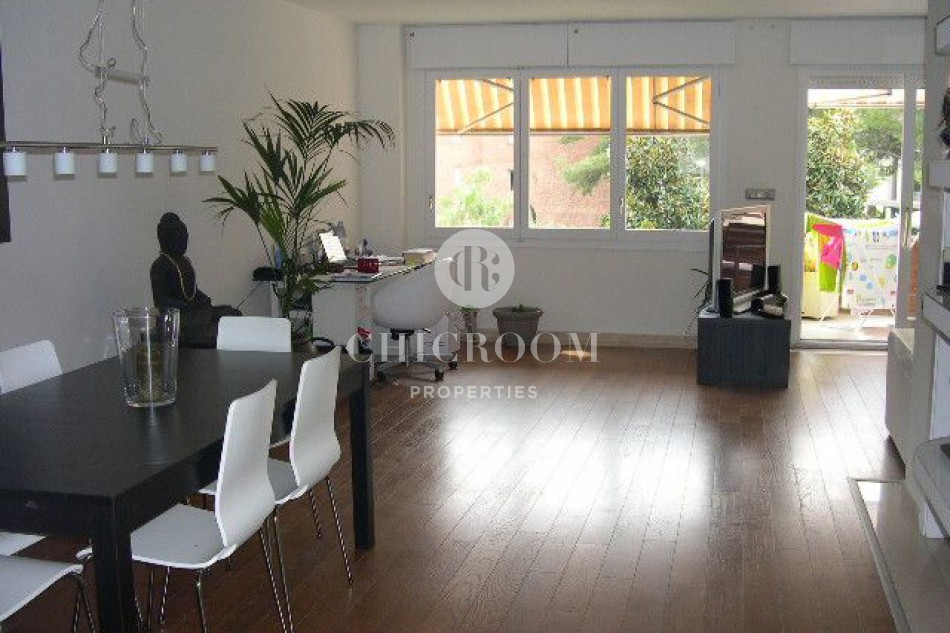 Spacious 3-Bedroom Apartment Located in the Sophisticated Neighbourhood of Pedralbes
