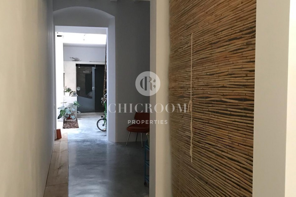 Design loft in the heart of El Masnou a few meters from the beach