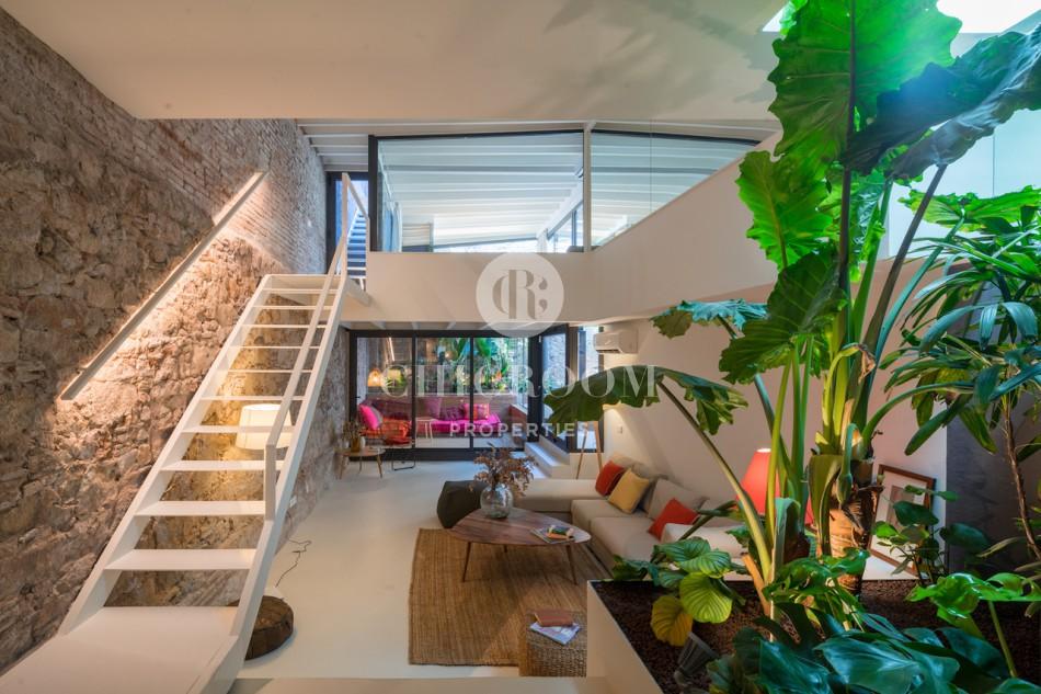 3-Bedroom design apartment for rent in El Raval