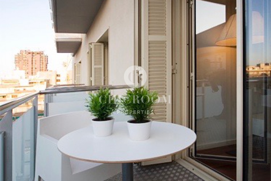 2-Bedroom apartment for rent in Eixample