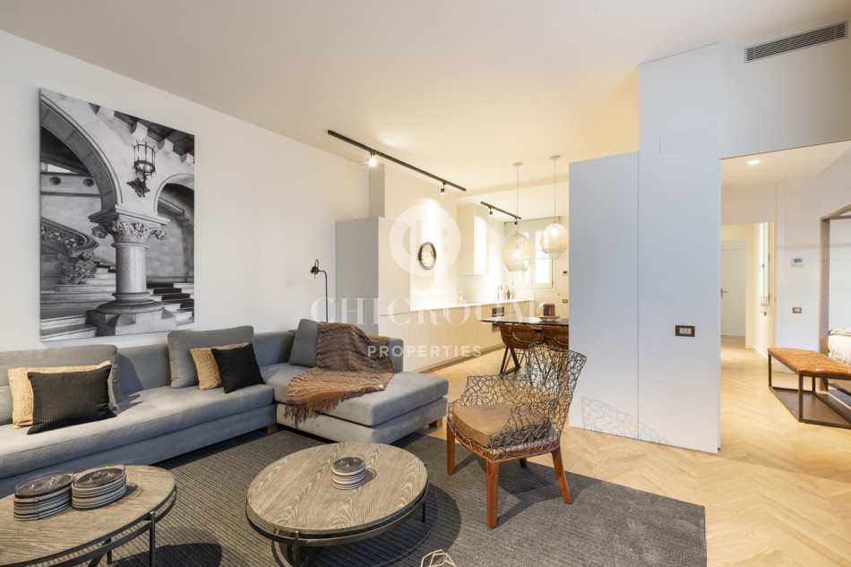 Apartment for rent in Paseo de Gracia, Barcelona