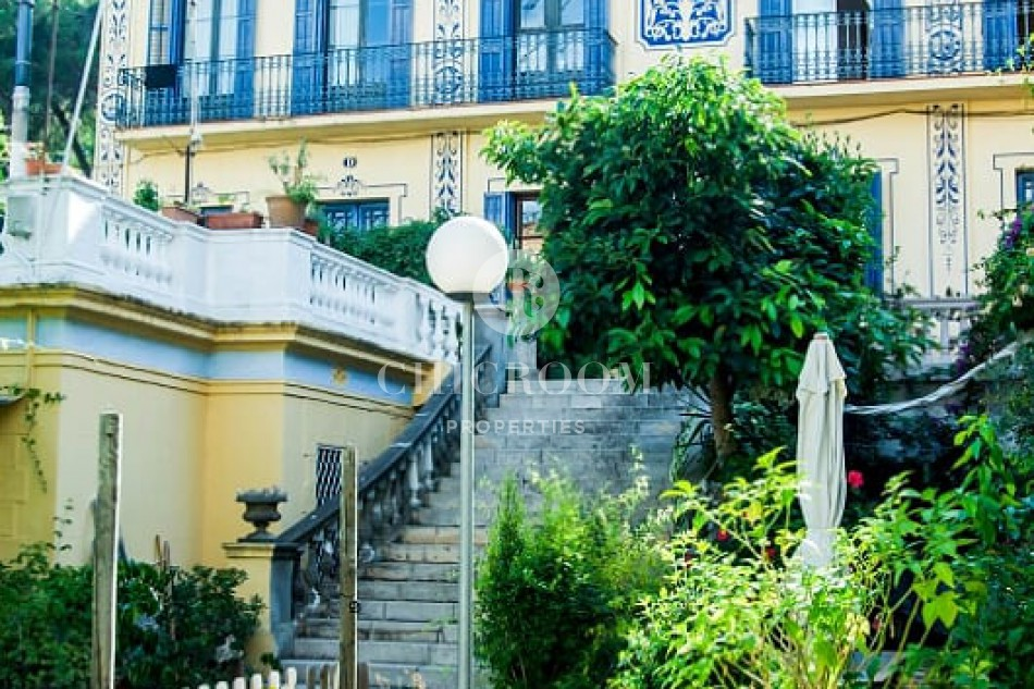 Casa renovada en alquiler en Putxet