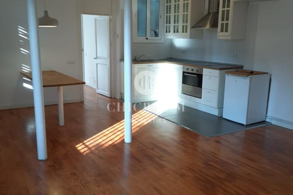 Renovated house for rent in Sarria - Sant Gervasi
