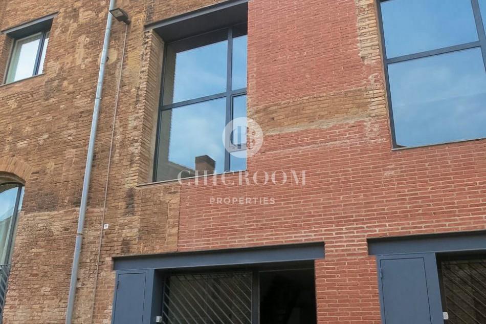 Loft for rent in Poblenou
