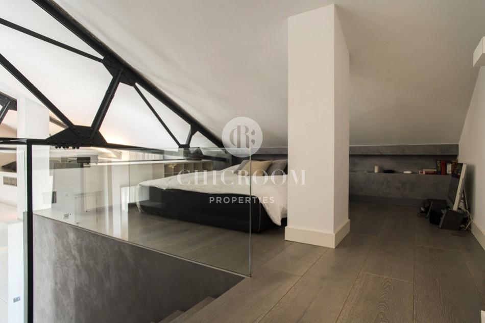 Dublex Loft for rent en Poblenou