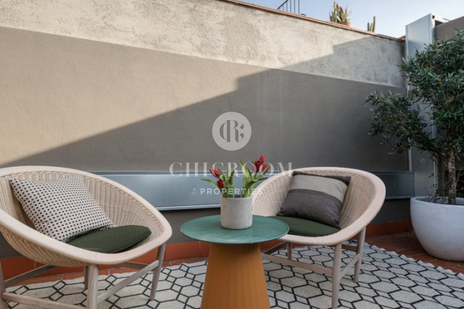 Furnished 1-bedroom apartment for rent in Barrio Gothic