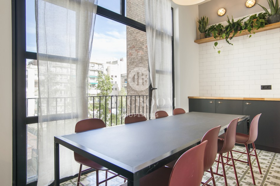 Splendid 3-bedroom flat for sale in Aribau