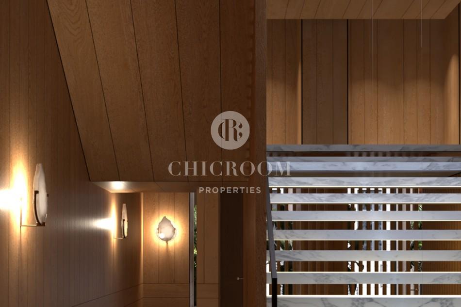 3 bedroom duplex apartment with private terrace in Paseo de Gracia