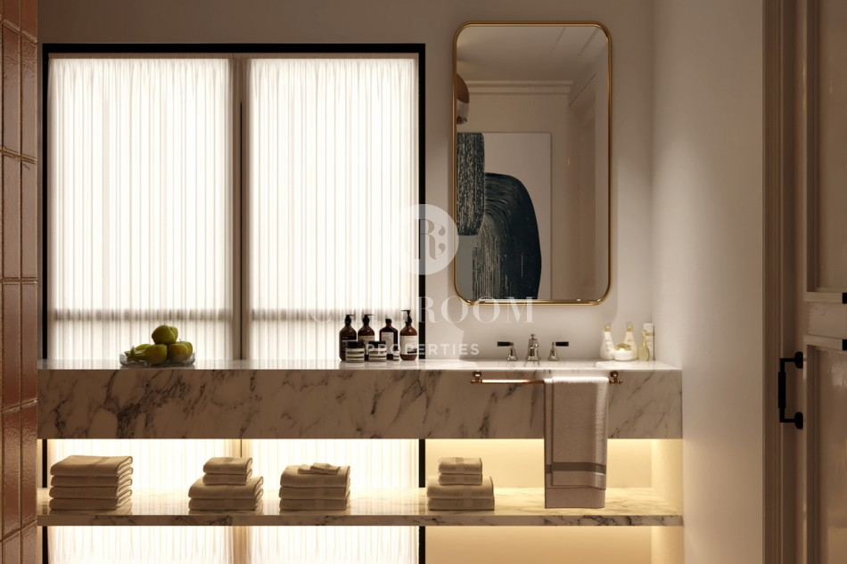 Wonderful 2 bedroom apartment in Paseo de Gracia