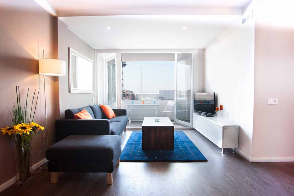 4 Bedroom Furnished Apartment For Rent In Barceloneta