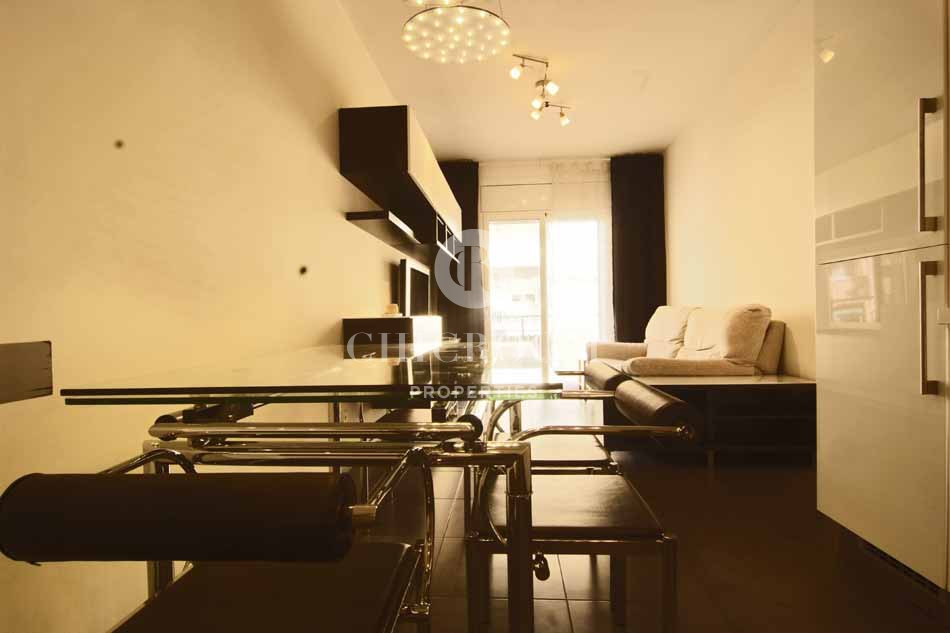 Furnished 2 Bedroom Apartment For Rent Near Sagrada Familia