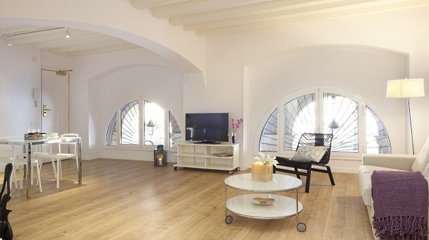 furnished 2 bedroom apartment for rent mid term in el born
